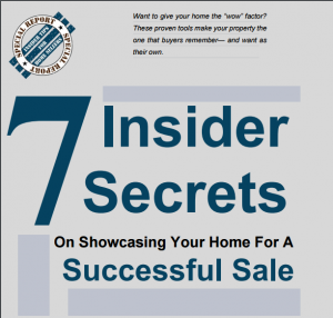 7 insider secrets on showcasing your home
