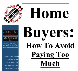 homebuyers how to avoid paying too much